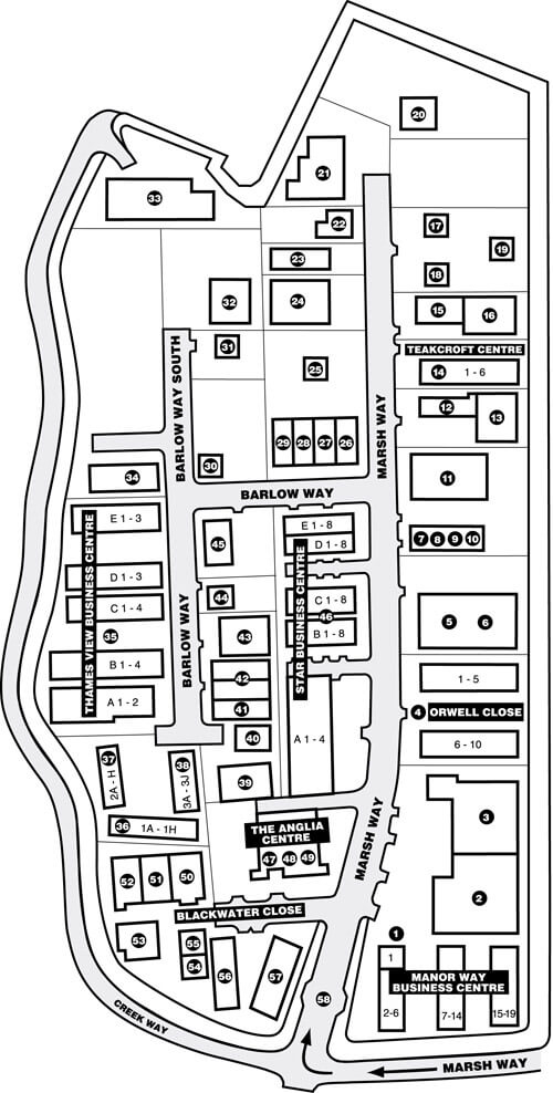 Fairview Industrial Park Estate Plan